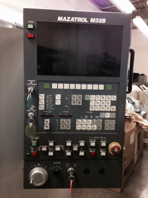 Mazak VTC-16B 1995 3