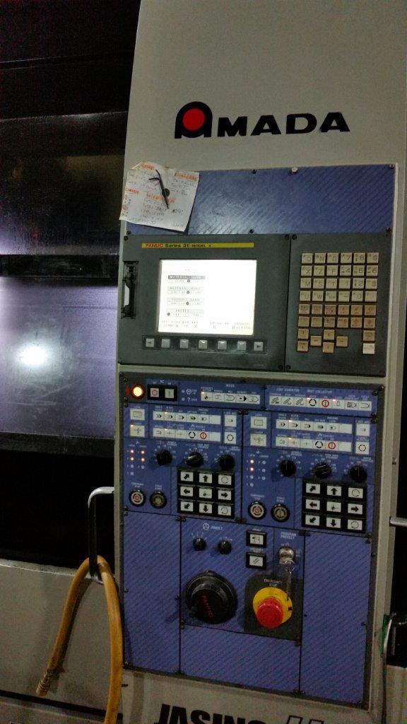 Used Amada CNC Lathe Wasino JJ3/SR1N For Sale