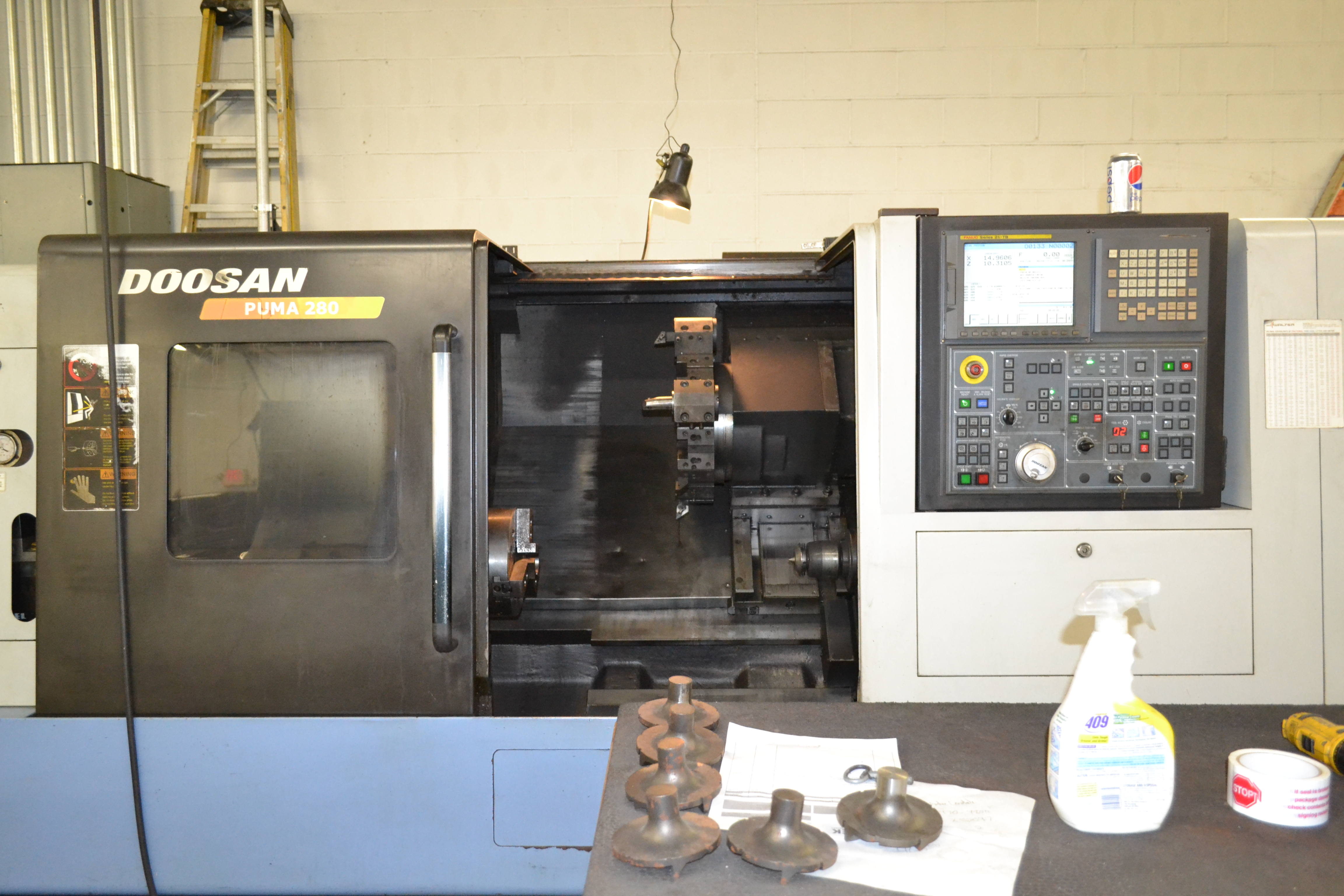 Used Doosan Puma 280 For Sale