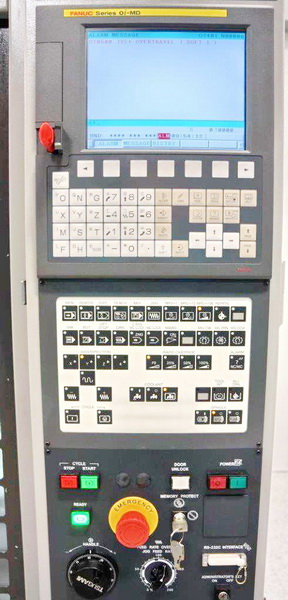 Used Vertical Machining Center Tsugami VA1-II 2014