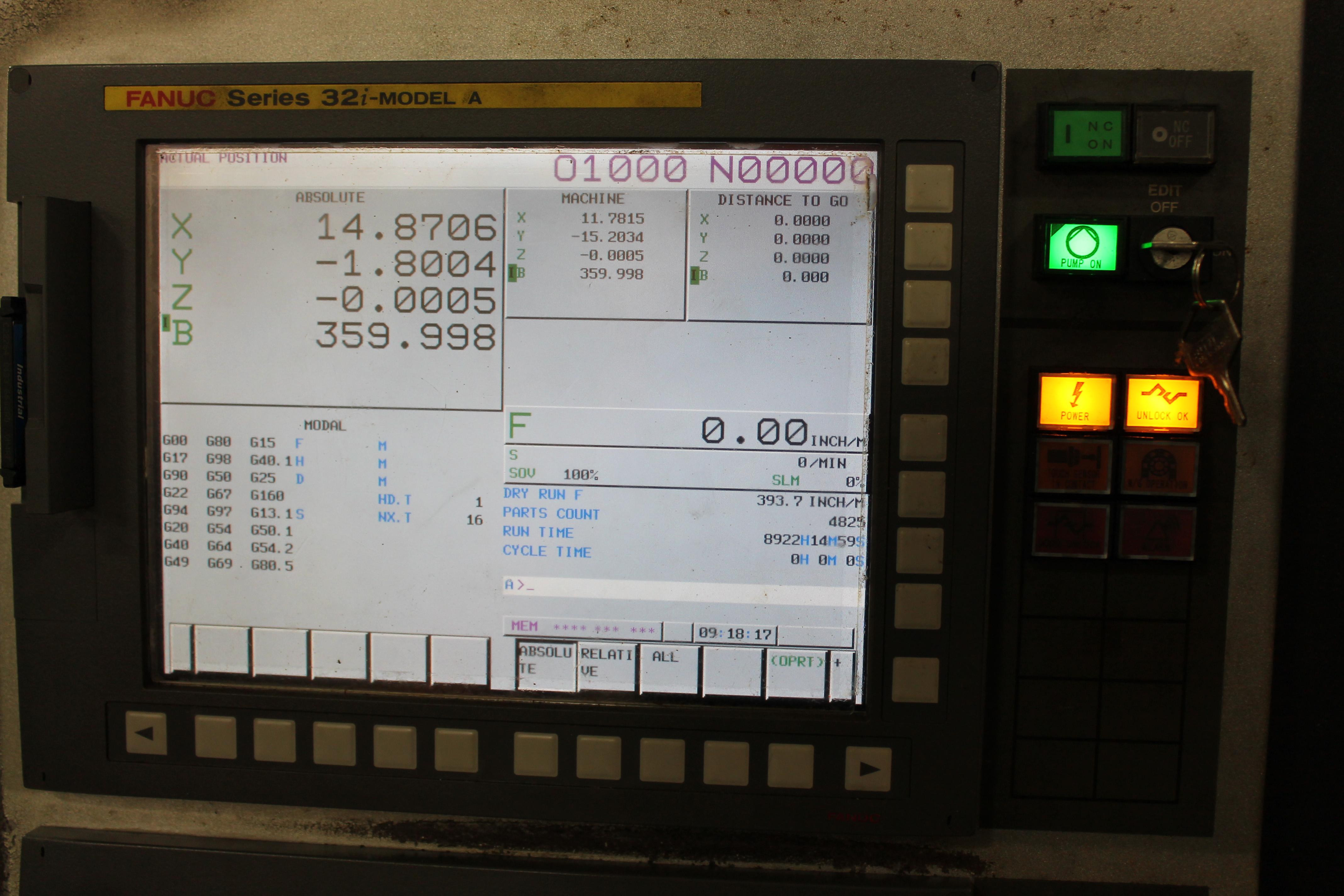 Toyoda FH400J 2008 36