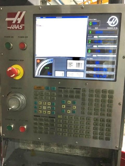 Haas SL40L 2007 8