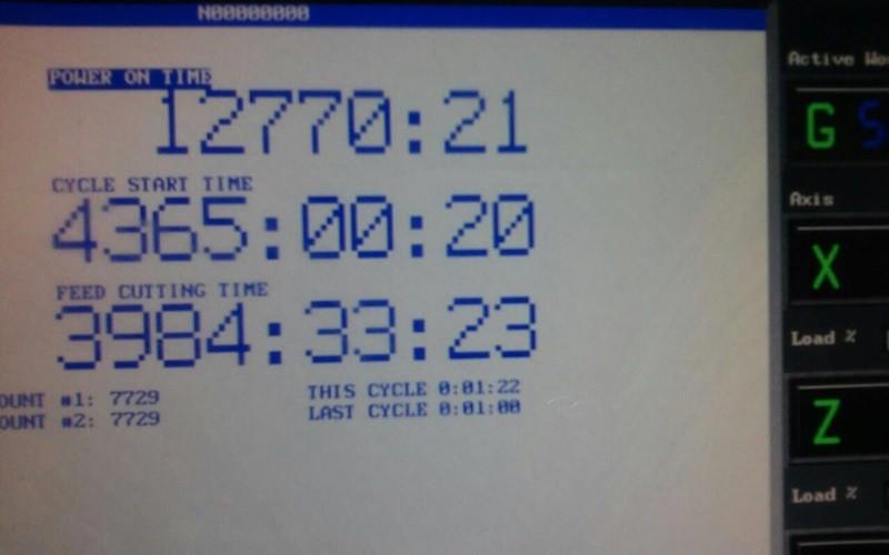 Haas SL40L 2007 10