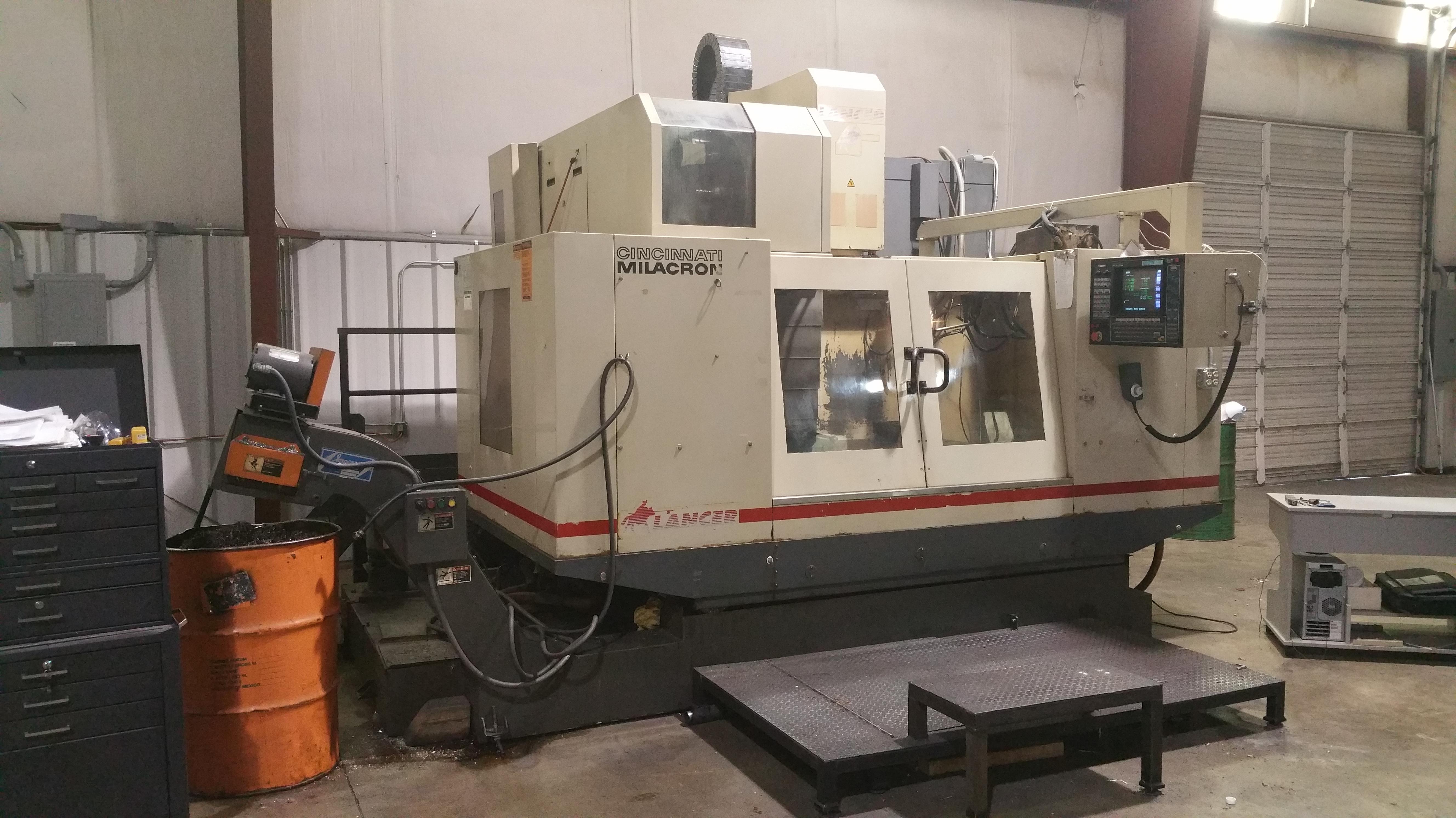 Cincinnati Milacron Lancer 1250 1994 1