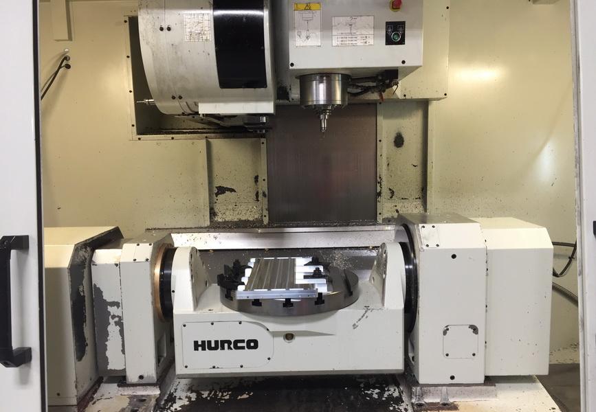 Hurco VMX 60U 2009 2