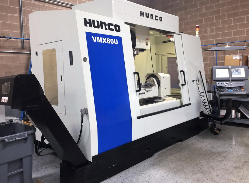 Used Vertical Machining Center Hurco VMX 60U 2009
