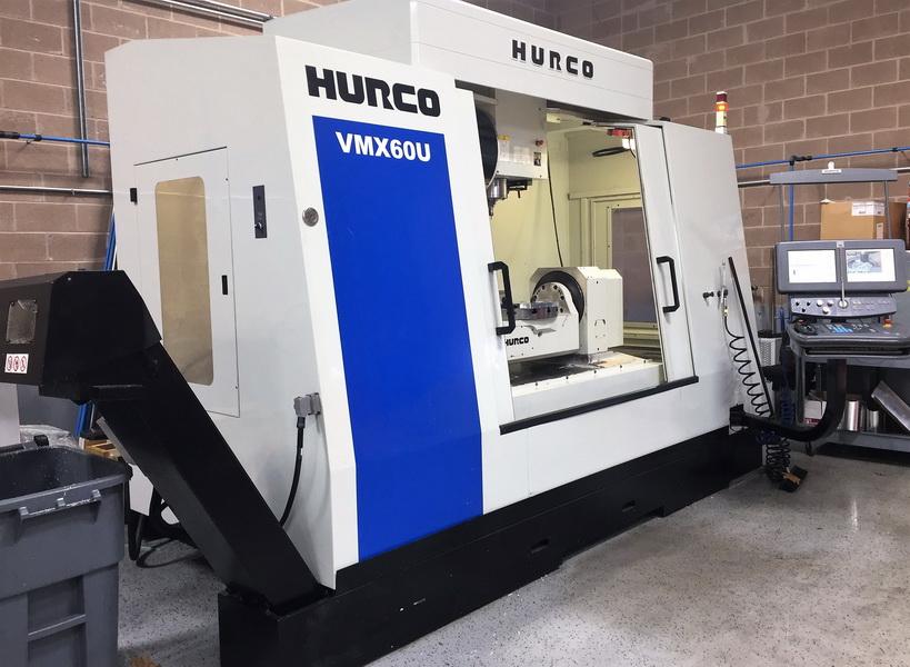 Hurco VMX 60U 2009 4