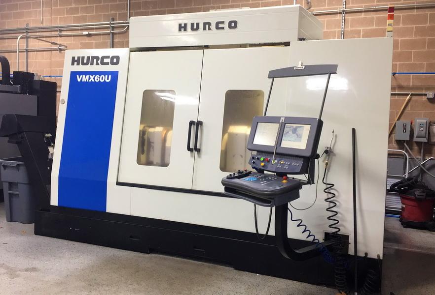 Hurco VMX 60U 2009 5