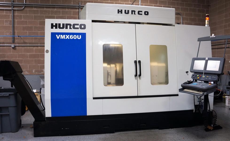 Hurco VMX 60U 2009 7
