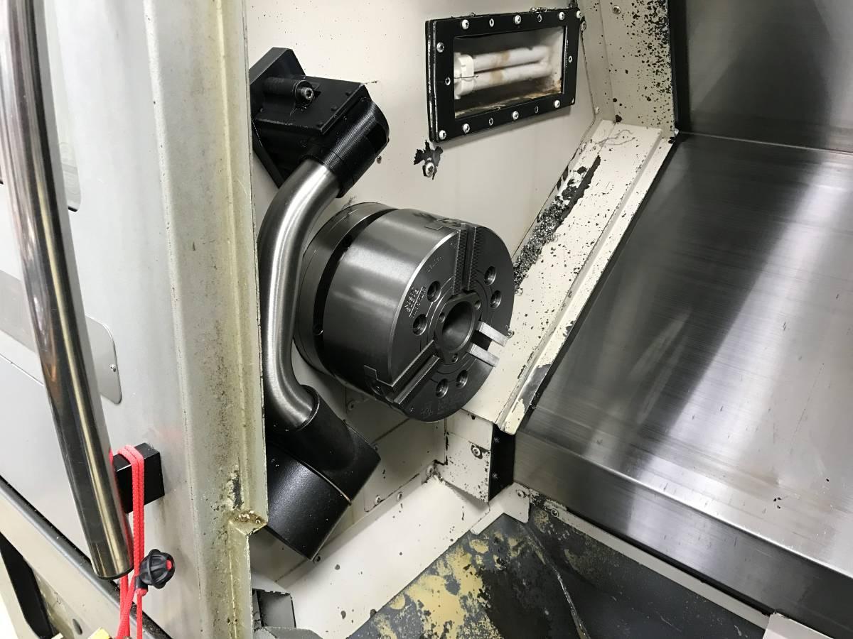 Used CNC Lathe Okuma Genos L200E-M 2011