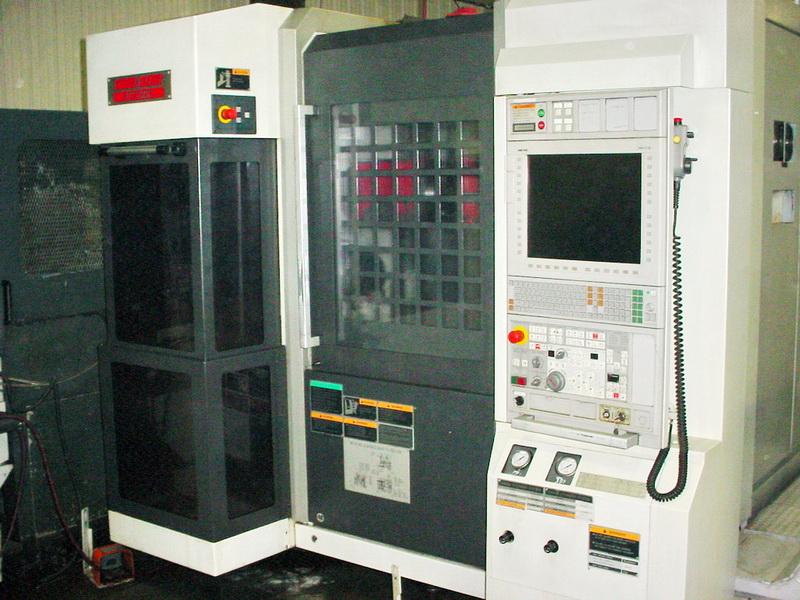 Used 5 Axis Lathe Mori Seiki NT1000W 2010