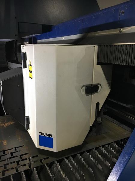 Used Trumpf Laser Cutting Machine Trulaser 1030 Fiber