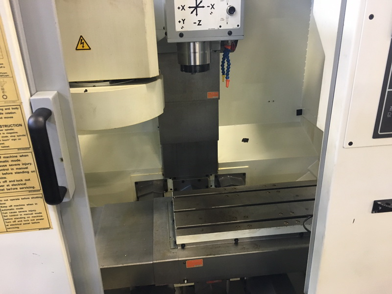 Chevalier Smart Mini Mill 1418VMC 2011 3