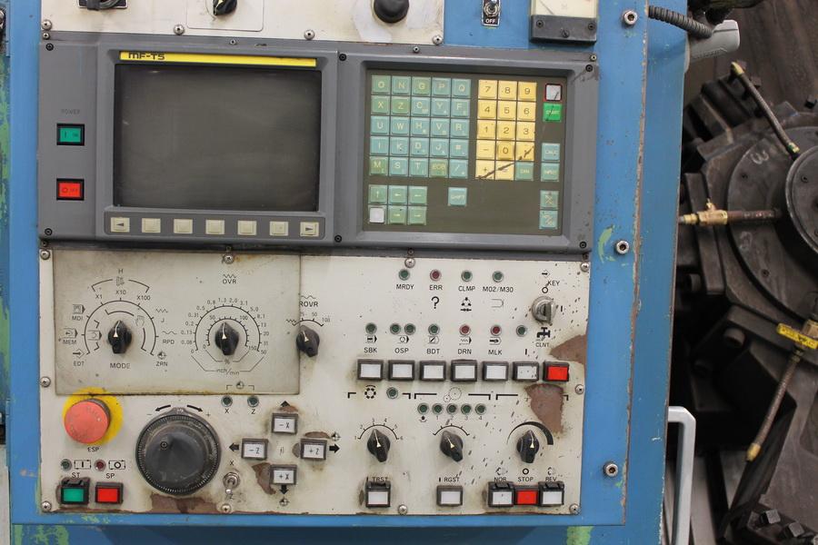 Mori Seiki SL-80B 1990 7