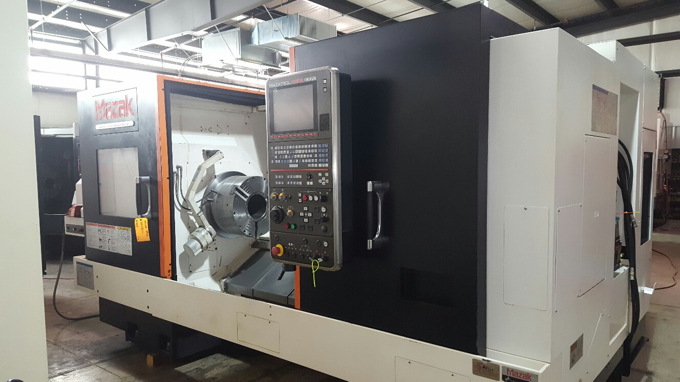 Used Mazak CNC Lathe Nexus QTN 450II For Sale