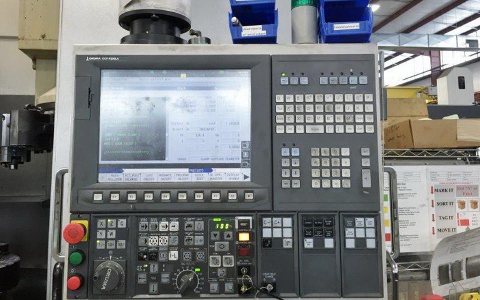 Okuma 1SP-V60RM 2011 4
