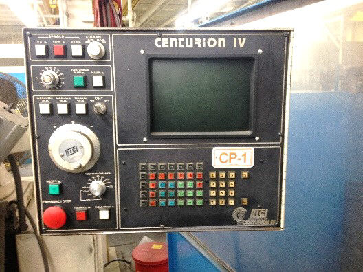 Milltronics Partner IV Series B 1989 4