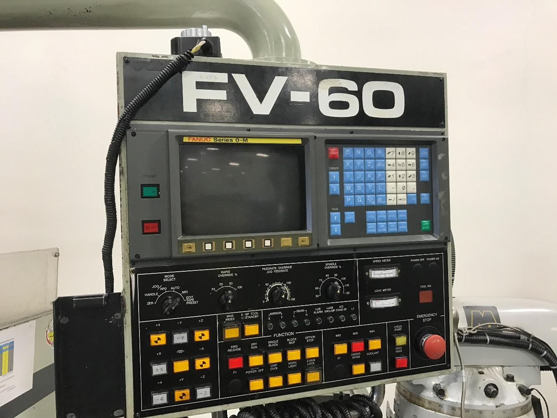 Used Vertical Machining Center Femco FV60 1997