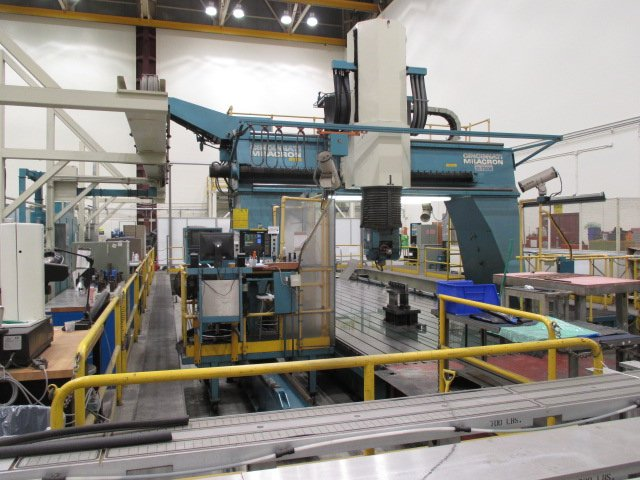 Used Gantry Machining Center Cincinnati AM 1991