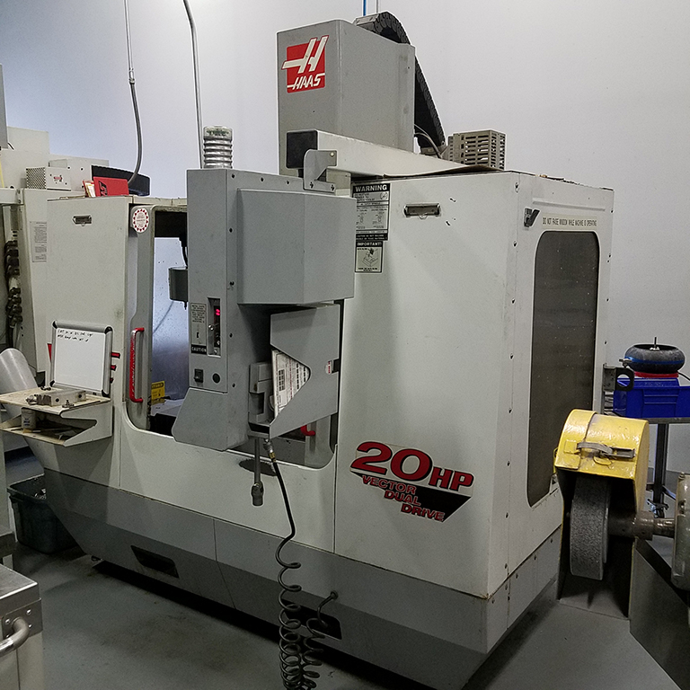 Used Vertical Machining Center Haas VF-0E 2001