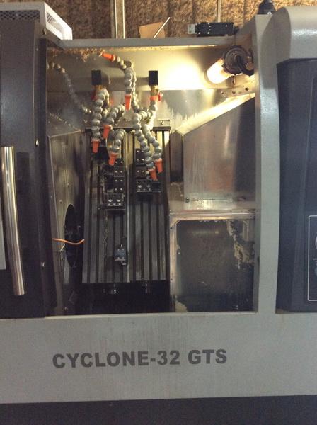 Ganesh Cyclone 32GTS 2014 6