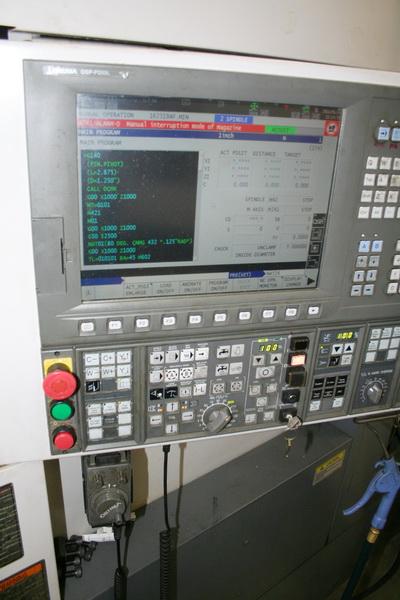 Okuma Multus B300-BB/SBW 2005 4