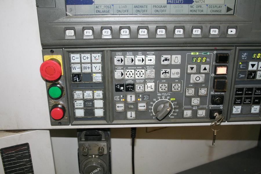 Okuma Multus B300-BB/SBW 2005 13