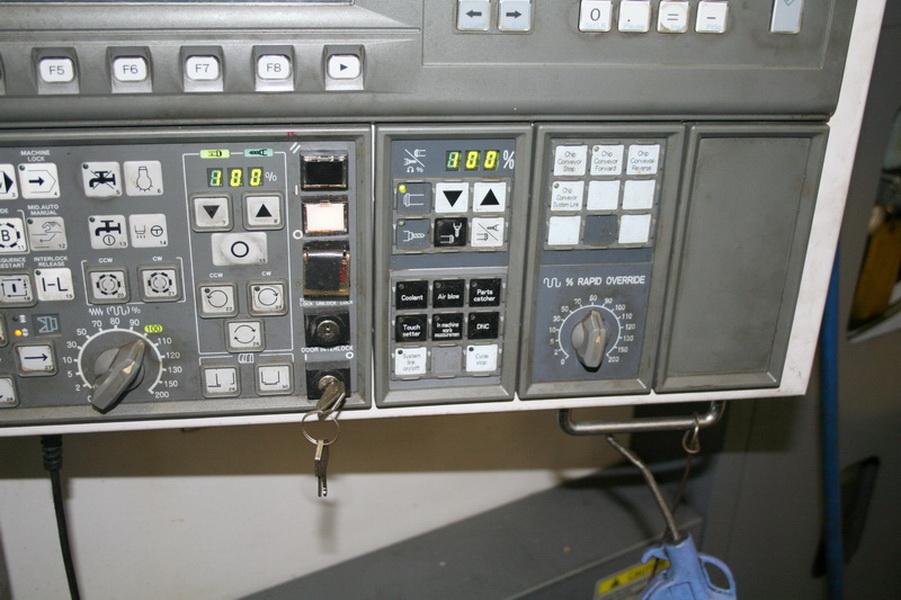 Okuma Multus B300-BB/SBW 2005 14