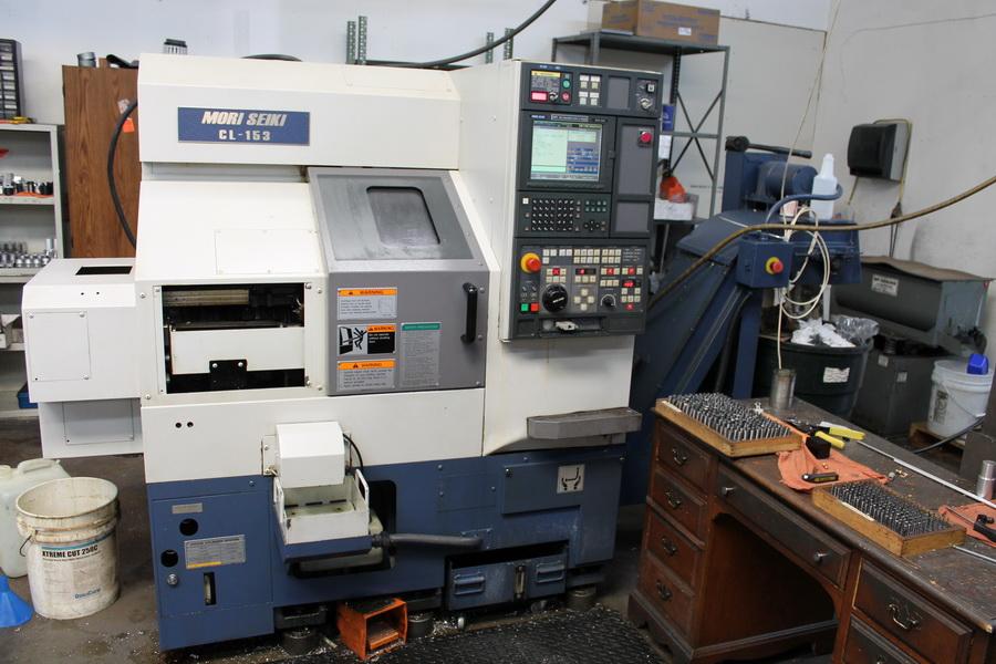Used Mori Seiki CNC Lathe CL-153 For Sale