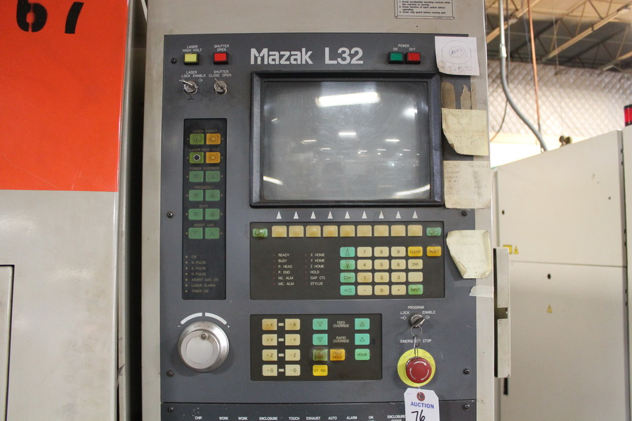 Mazak Super Turbo-X36 1993 4
