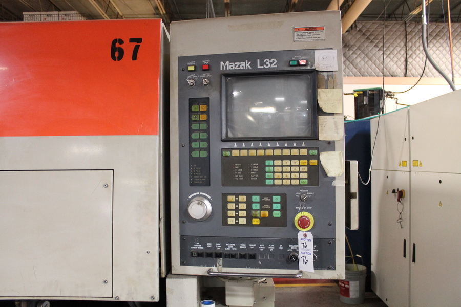 Mazak Super Turbo-X36 1993 5