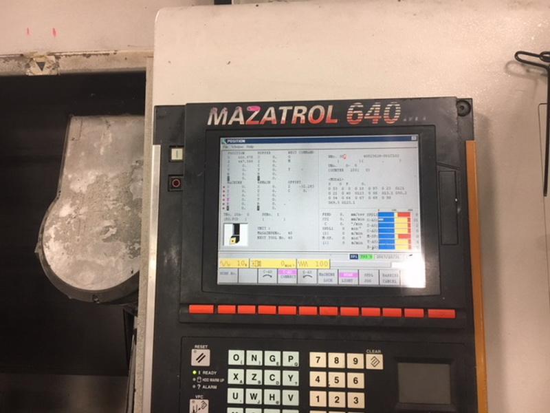 Mazak Integrex 100-SY 2004 8