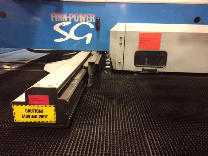 Finn-Power TRS 6 SB 2000 10
