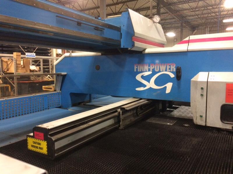 Finn-Power TRS 6 SB 2000 11