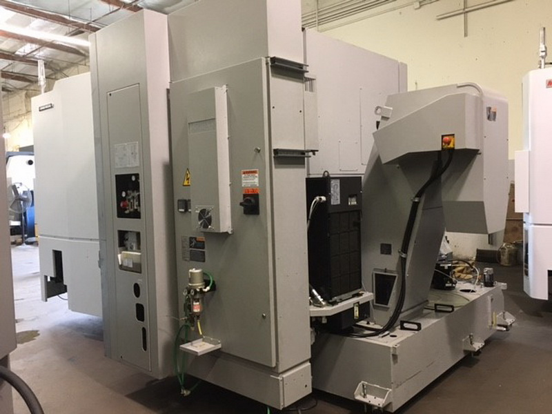 Used Horizontal Machining Center Mori Seiki NHX 5000 2014
