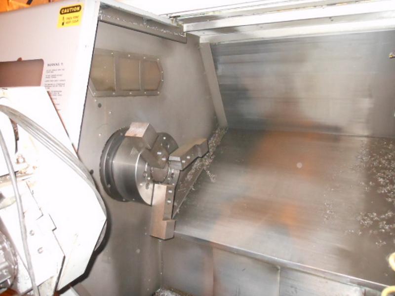Haas SL-40 2000 2