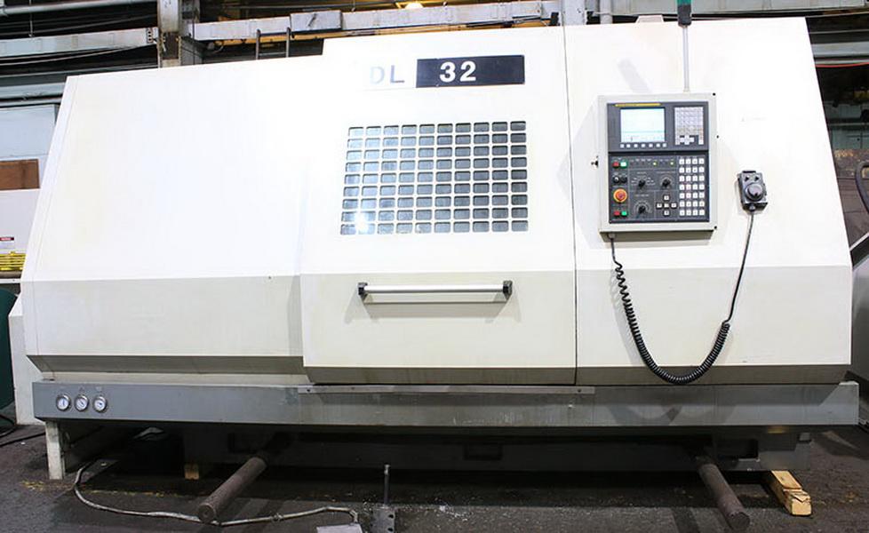 Used CNC Lathe DMTG DL-32 2008