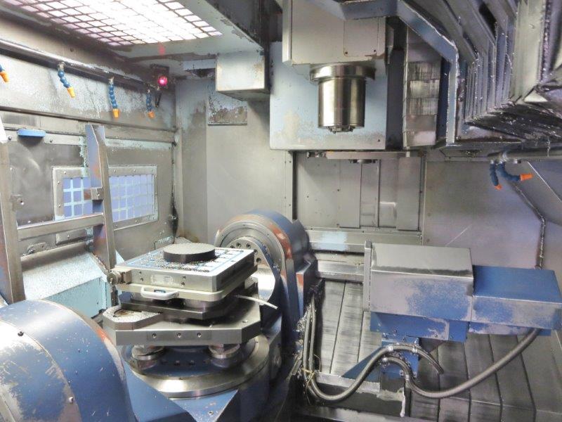Matsuura MAM 72-63V 2004 2