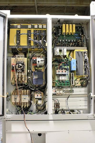 Mori Seiki NV5000 1A/40 2007 5