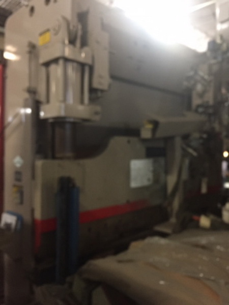 Used Hydraulic Press Brake Cincinnati 90AF6 1989