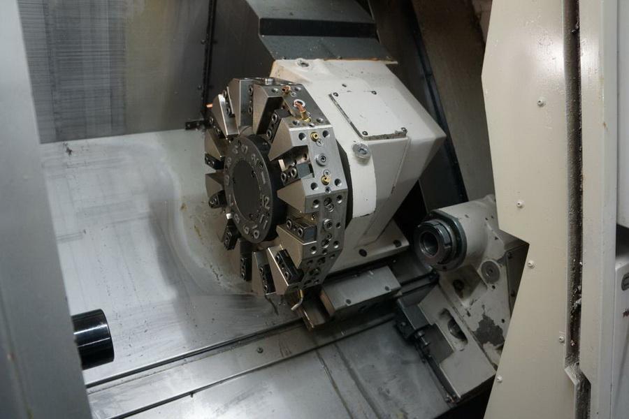 Used Okuma CNC Lathe Captain L370 For Sale