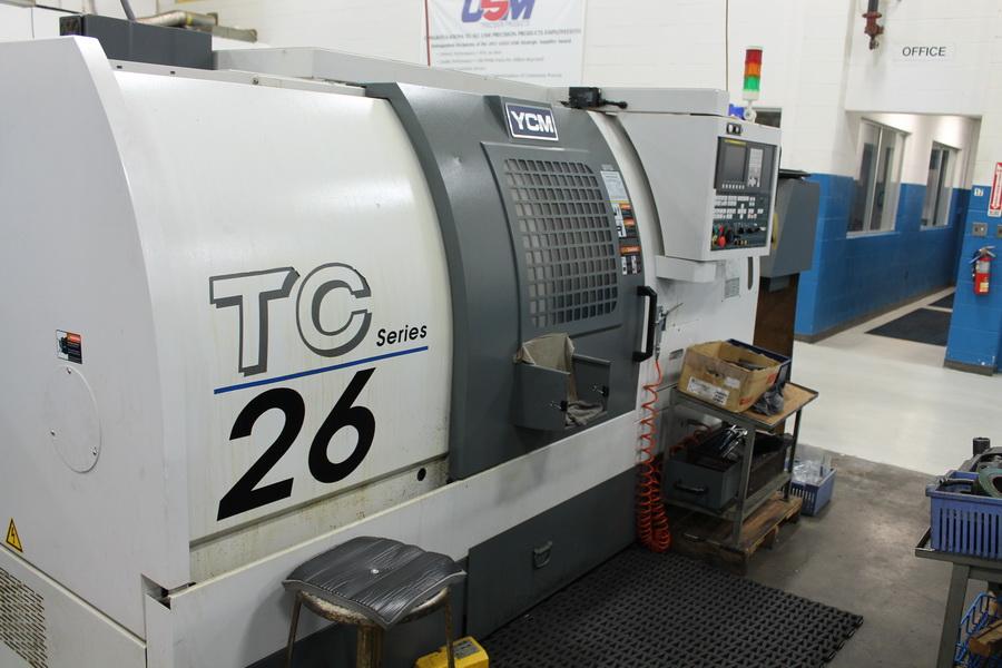 YCM TC-26 2011 8
