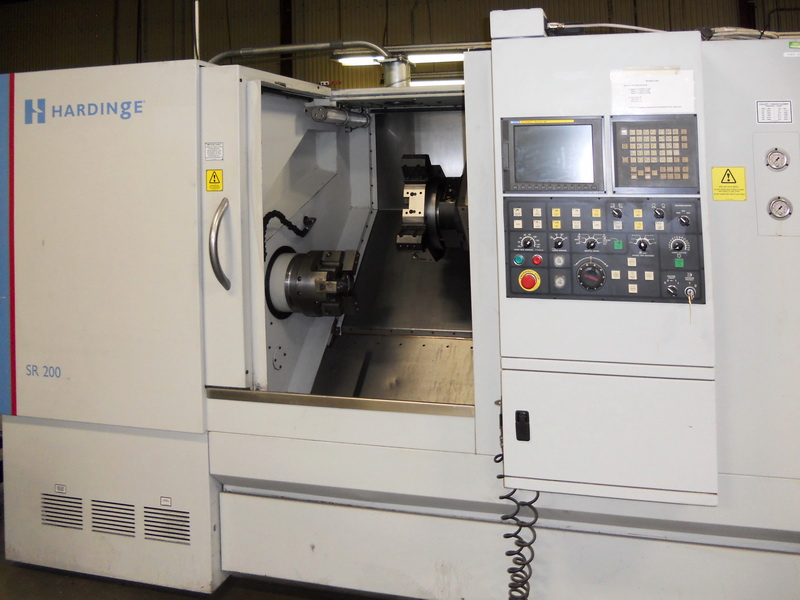 Hardinge SR200 Big Bore 2008 3