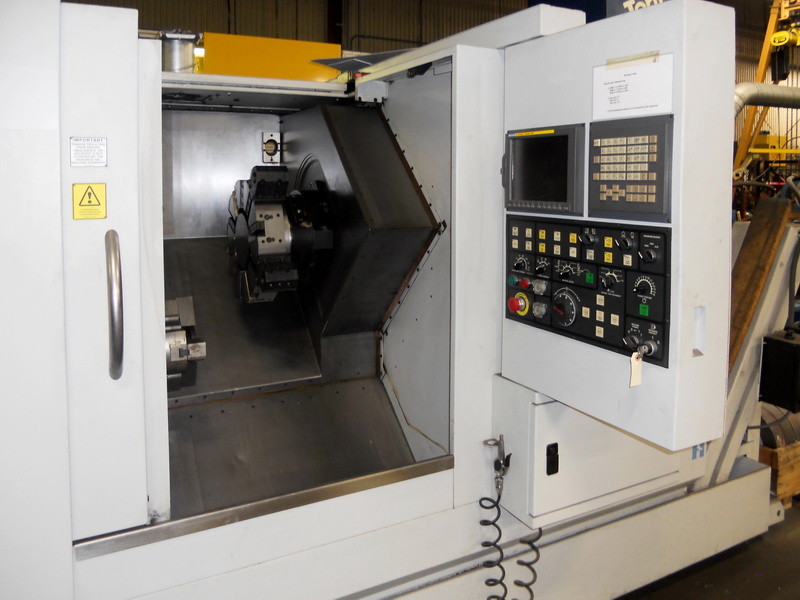 Hardinge SR200 Big Bore 2008 4
