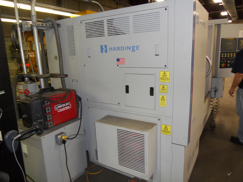 Hardinge SR200 Big Bore 2008 5