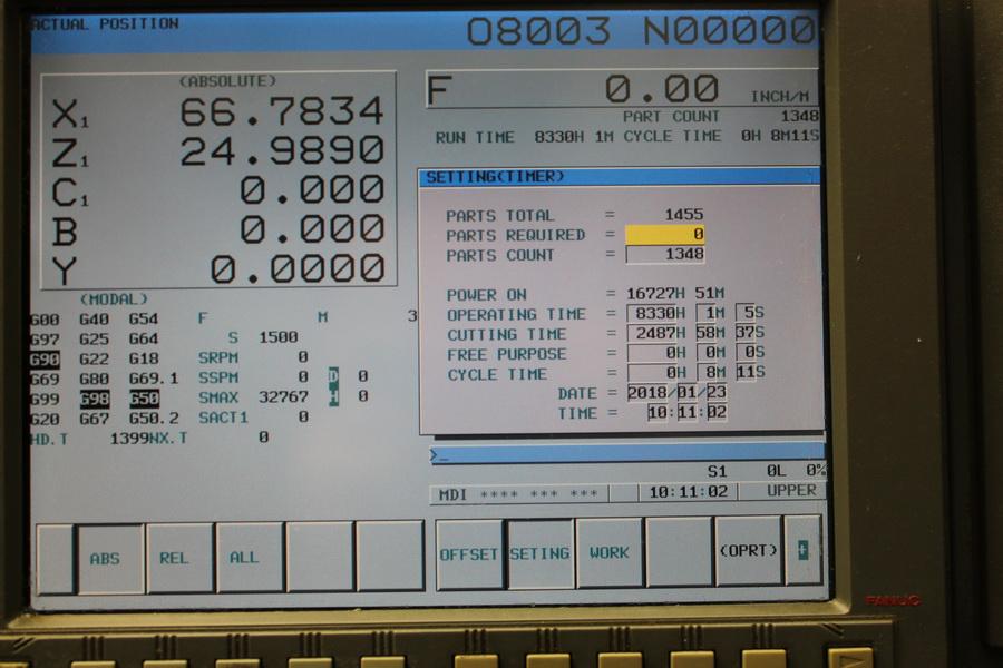 Doosan Puma MX2500 LST 2006 15