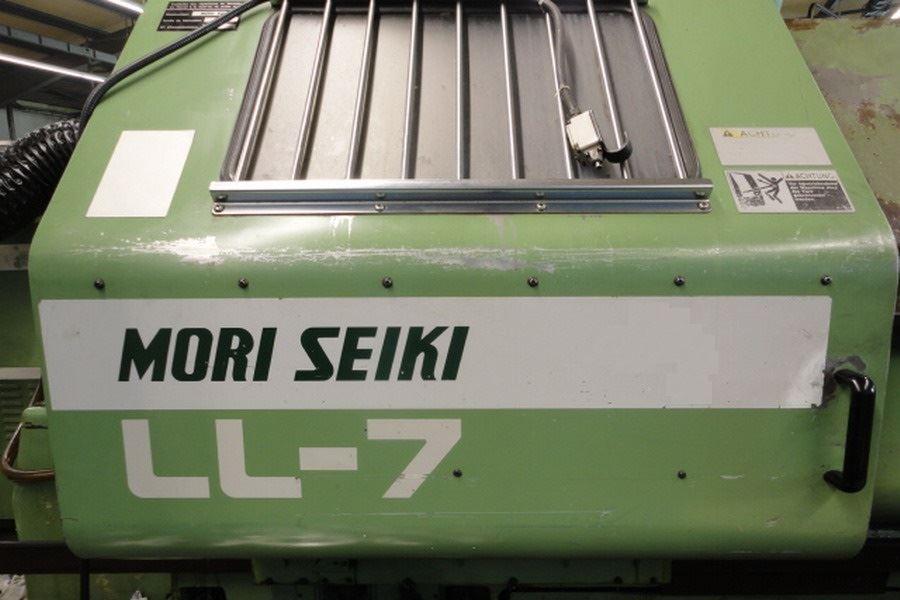 Mori Seiki LL-7A/2500 1992 11