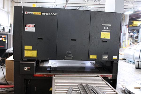 Amada LC1212 Alpha III 2kw 1999 11