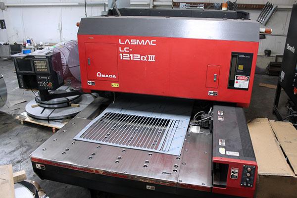 Amada LC1212 Alpha III 2kw 1999 14
