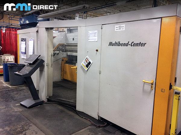 Used Folding Machine RAS MultiBend - Center 79.26 2000